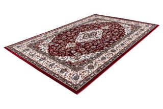 Teppich Klassik Isfahan 740 Red 160 x 230 cm
