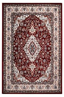 Teppich Klassik Isfahan 740 Red 200 x 290 cm