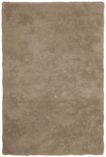 Teppich Soft Curacao, taupe 80 x 150 cm